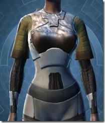 Dense Cuirass - Female Front