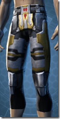 Destroyer Male Greaves