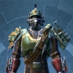 Devoted Allies Boltblaster (Imp)