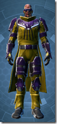 Devoted Allies Bulwark Dyed