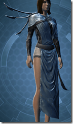 Devoted Allies Force-lord Female Robe
