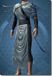 Devoted Allies Force-lord Male Robe