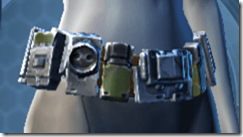 Devoted Allies Med-tech Female Belt