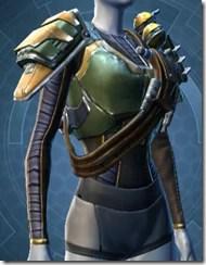 Devoted Allies Med-tech Female Body Armor