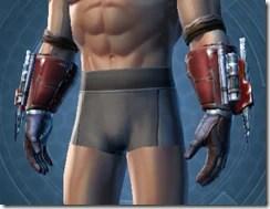 Devoted Allies Med-tech Male Gauntlets