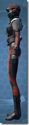 Devoted Allies Targeter - Mako Left
