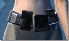 Eradicator Female Belt