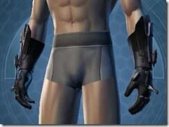 Eradicator Male Gauntlets