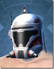 Exhumed Trooper Male Helmet