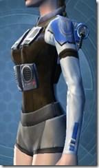 Garnik Infantry Armor - Female Left