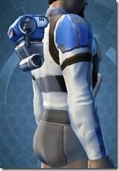 Garnik Infantry Armor - Male Right