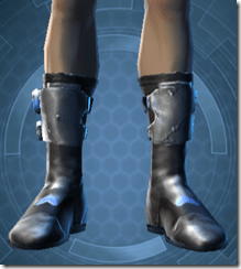 Garnik Infantry Boots - Male Front