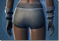 Harbinger's Gloves - Female Back