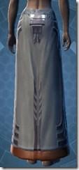 Harbinger's Lower Robe - Female Back