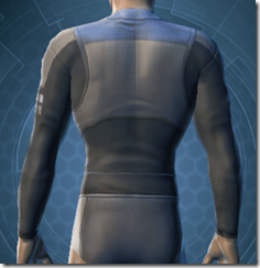 Hardguard Armor - Male Back