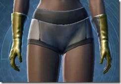 Hardguard Gauntlets Dyed