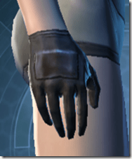 Hardguard Gauntlets - Female Right