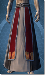 Investigator Male Lower Robe