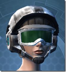 MA-44 Combat Female Helmet