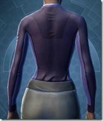 Mining Vest - Female Back