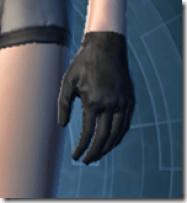 Nerf-Herder's Handwraps - Female Left