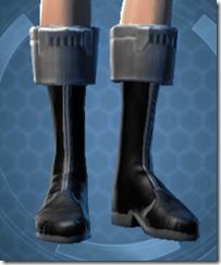Noble Commander Female Boots