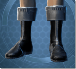 Noble Commander Male Boots