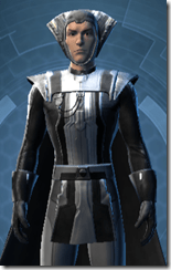 Noble Commander - Male Close
