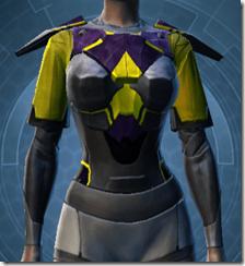 Oiled Jiguna Combat Jacket Dyed