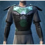 Oiled Jiguna Combat Jacket (Imp)