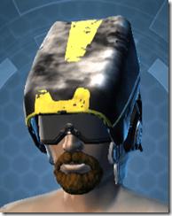 Outlaw Male Visor