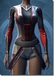 Overseer's Vestments - Female Front