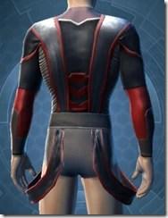 Overseer's Vestments - Male Back