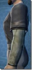 Padded Coat - Male Left
