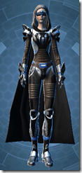 Pathfinder - Female Front