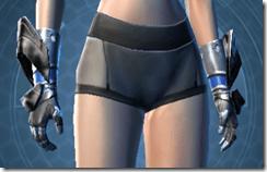 Pathfinder Female Gloves