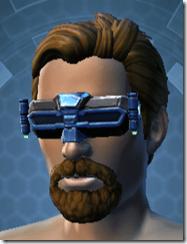 Pathfinder Male Visor