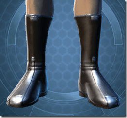 Plastiplate Boots - Male Front