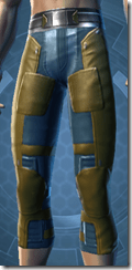 Powered Exoguard Male Greaves