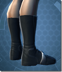 RD-02A Battle Boots - Male Right