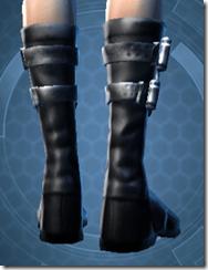 RD-12A Assault Boots - Female Back