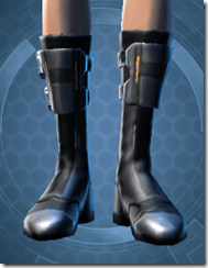 RD-12A Assault Boots - Female Front