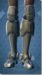RD-12A Assault Boots - Female Front