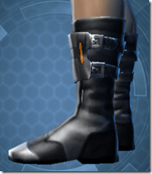 RD-12A Assault Boots - Male Left