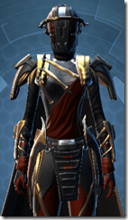 Revanite Avenger - Female Close