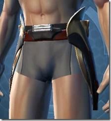 Revanite Avenger Male Belt