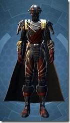 Revanite Avenger - Male Front