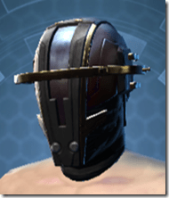 Revanite Avenger Male Helmet