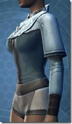 Sith Assailant's Vest - Female Left