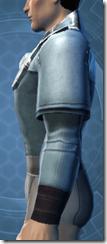 Sith Assailant's Vest - Male Left